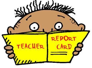 School annual report writing